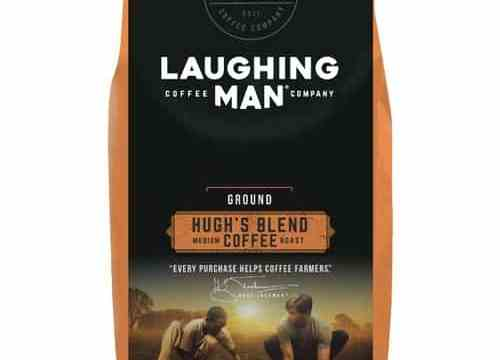 Celebrate National Milkshake Day (July 26th) with Laughing Man Coffee
