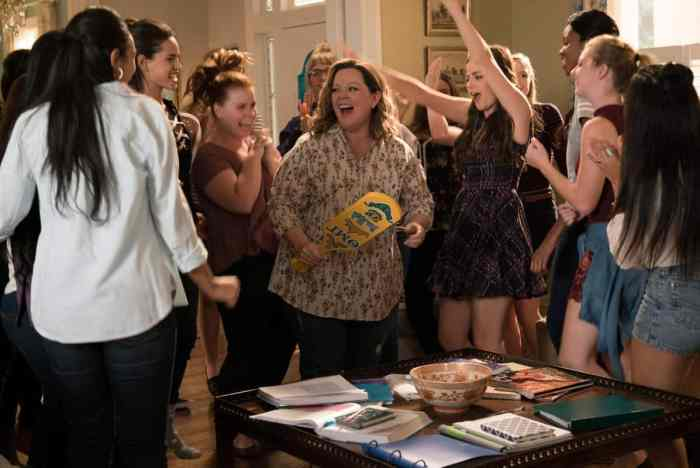 life of the party movie starring Melissa McCarthy