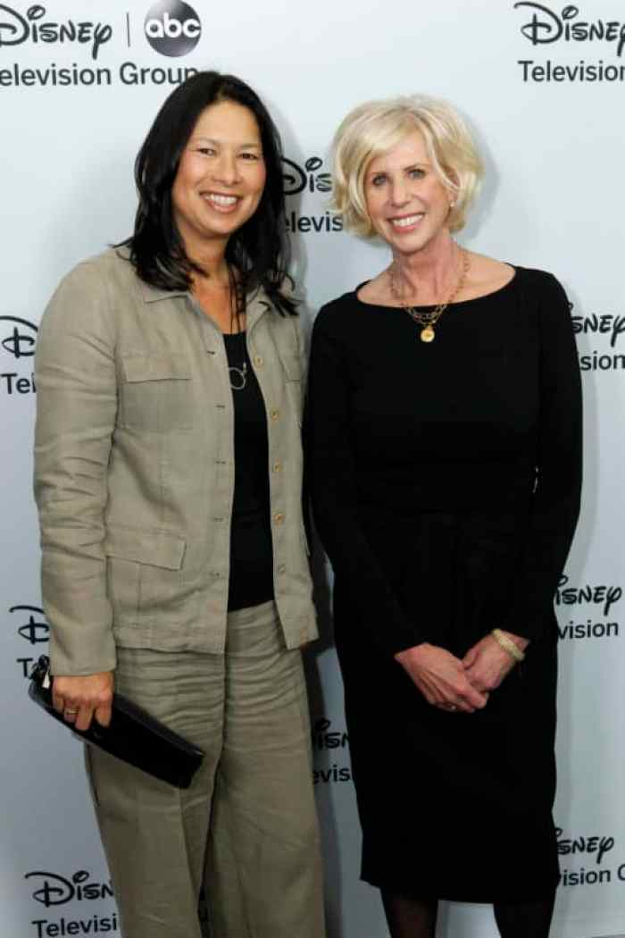 "DEE JOHNSON (EXECUTIVE PRODUCER, ""NASHVILLE""), CALLIE KHOURI (CREATOR/EXECUTIVE PRODUCER, ""NASHVILLE"")"