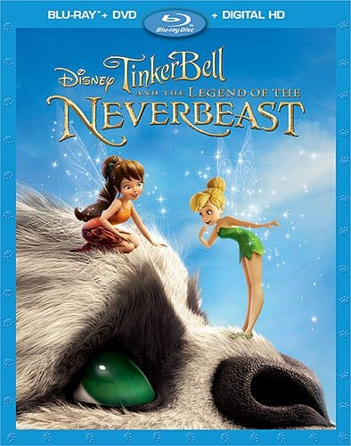 Neverbeast on Bluray