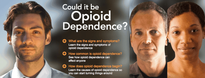 Opioid Dependence