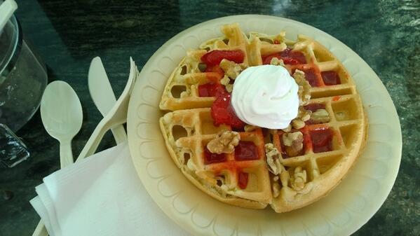 #RIFamily Waffles