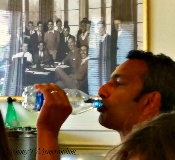 #RevengeFinale #AbcTVEvent Sunil Nayar