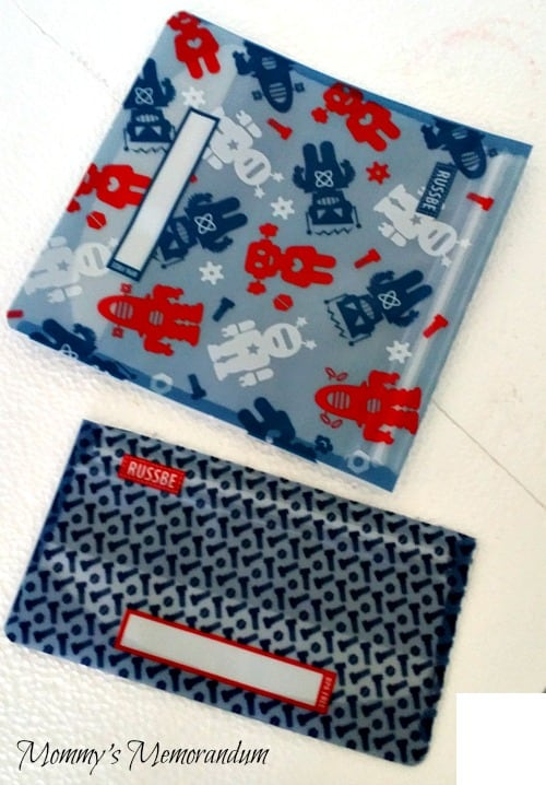 Russbe reusable bags