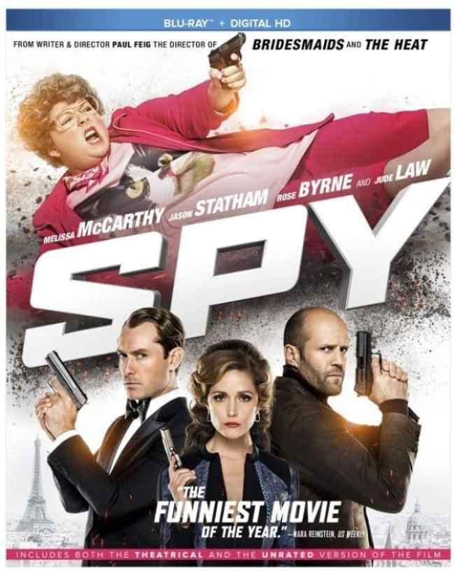 Spy starring Melissa McCarthy #spyinsiders