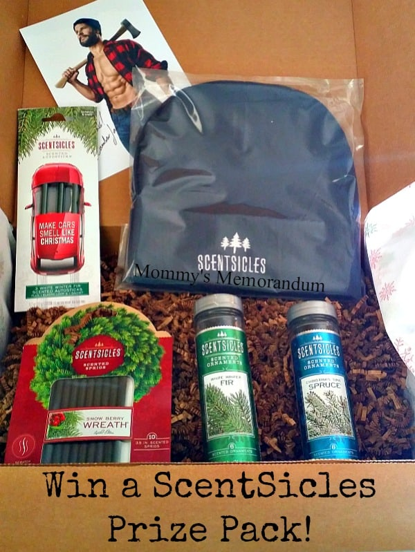 ScentSicle Prize pack