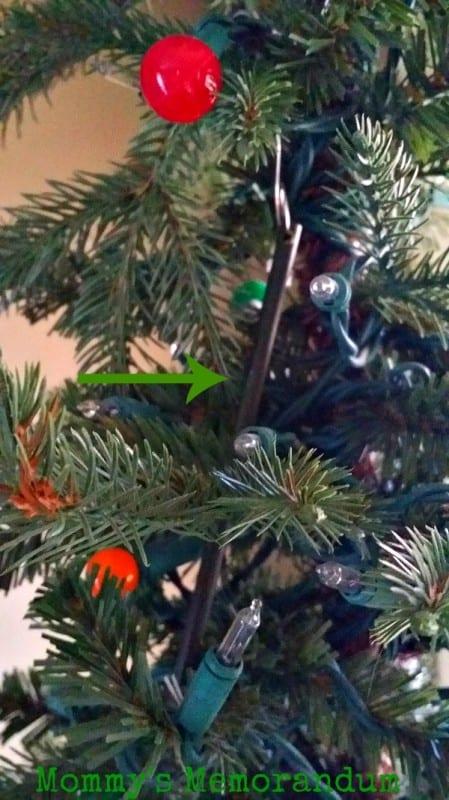 ScentSicles in Tree
