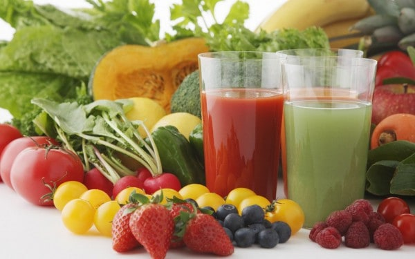 TOP 5 NUTRITIONAL RICH FRUIT AND VEGETABLE JUICE BLENDS