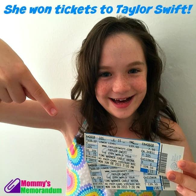 Taylor Swif tickets