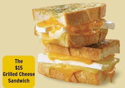 The $15 Grilled Cheese Sandwich Recipe