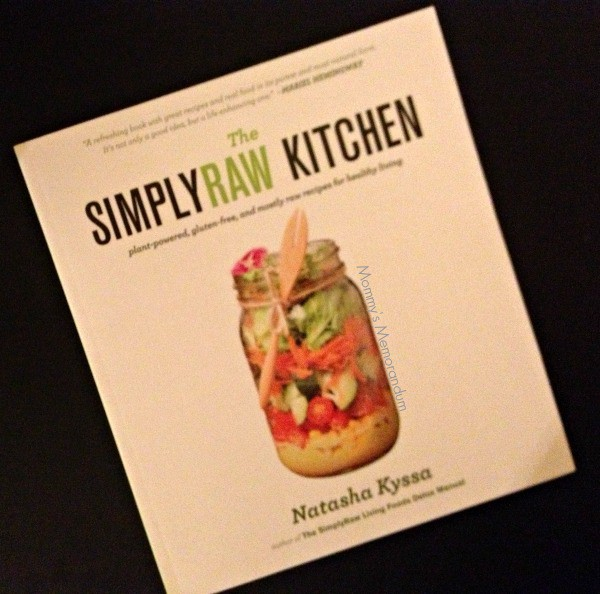 The SimplyRaw Kitchen Natasha Kyssa