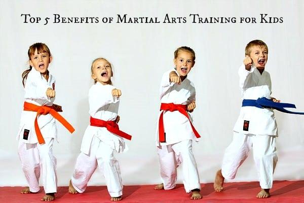 Top 5 Benefits of Martial Arts Training for Kids Mommy's Memorandum