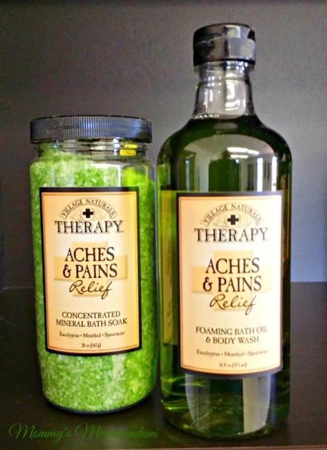 Village Naturals Aches and Pains Relief