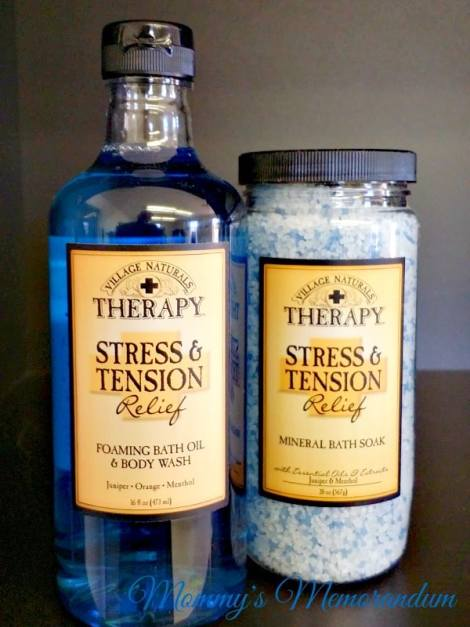 Vintage Naturals Therapy Stress and Tension