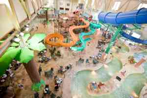 Great Wolf Lodge Williamsburg Road Trip