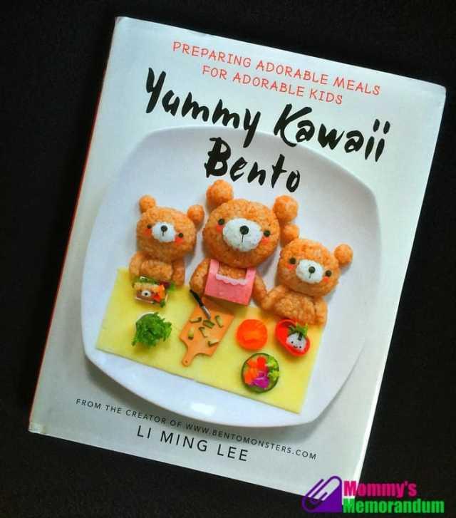 Yummy Kawaii Bento by Li Ming Lee