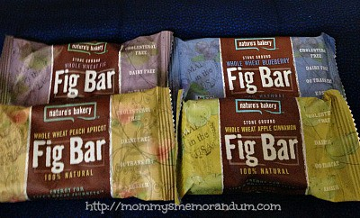 all natural nature's bakery fig bars