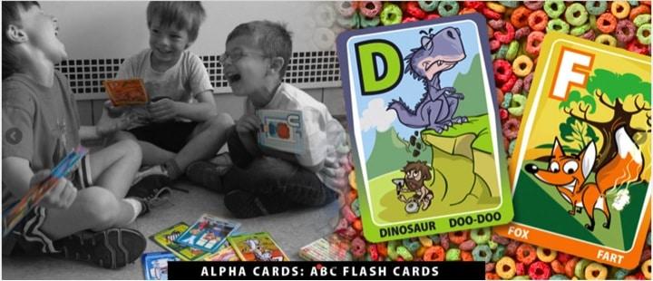 alpha cards