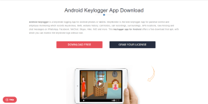 Extensive Role Of Android Keylogger For Protecting Kids Online