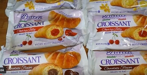 bauli croissants