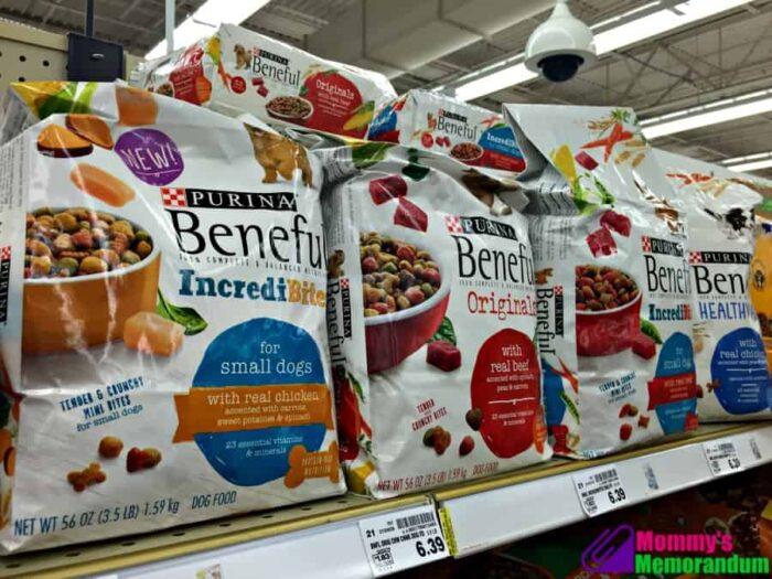 beneful on shelves