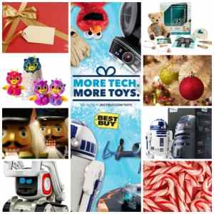 @BestBuy Toys Gift Guide this Holiday Season #ad