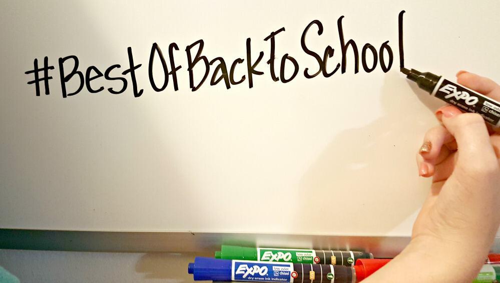 #bestofbacktoschool expo