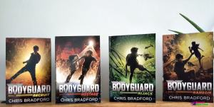 Bodyguard Middle School Series Sends in Connor Reeves