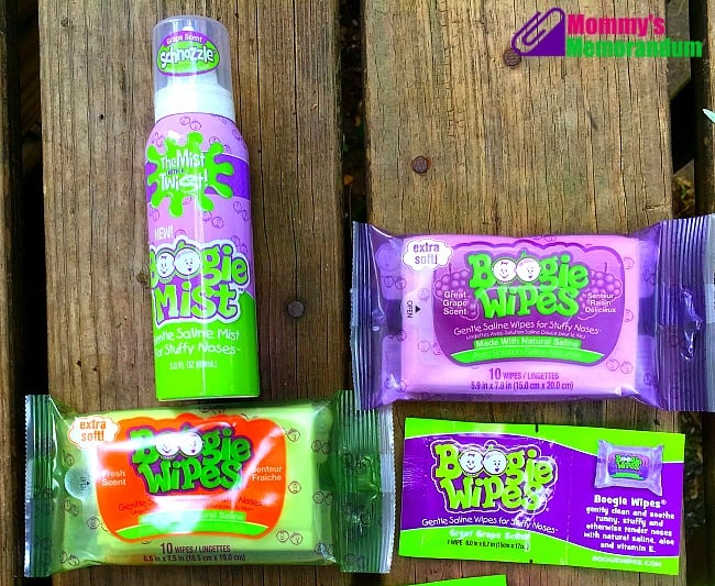 boogie mist and boogie wipes
