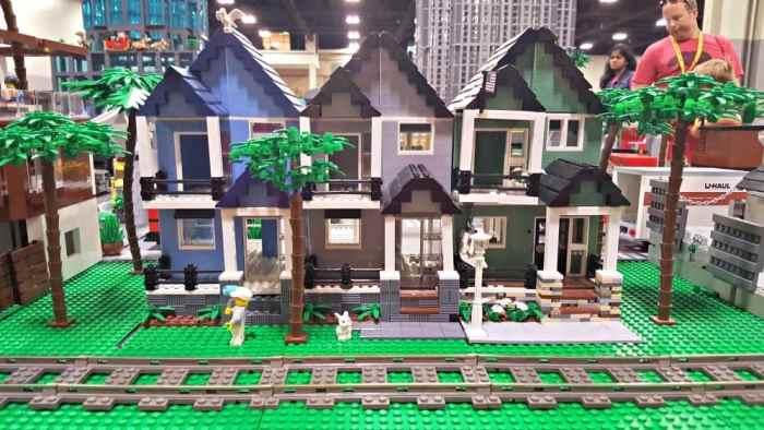 brickfest row houses