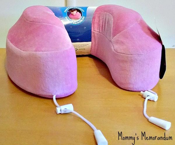 cabeau evolution pillow pink