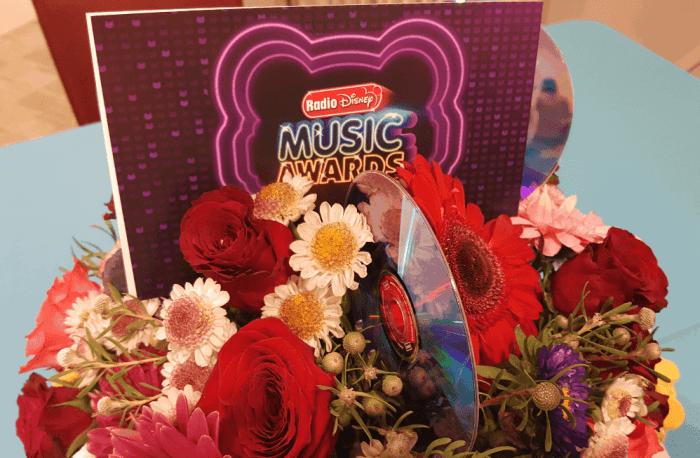 radio disney music awards centerpiece