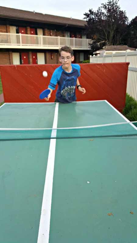 centerstone inn ping pong