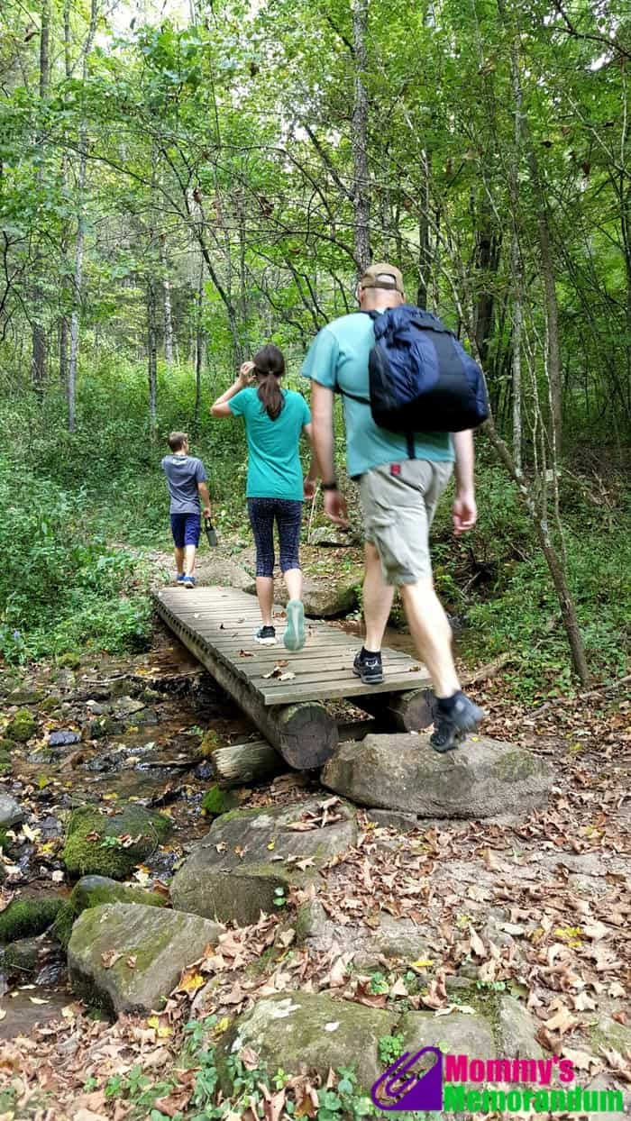 crossing-a-stream-on-the-appalachian-trail