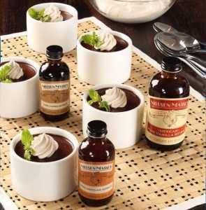 Decadent Chocolate Pudding with Espresso Whipped Cream #Recipe