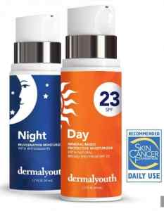 Skin Care for Kids Day and Night Made Easy with DermalYouth #peaceofmind365 #DermalYouth