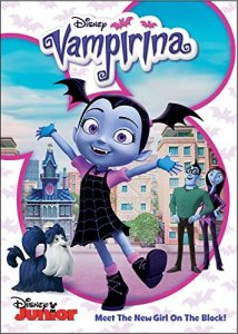 Disney Junior's Vampirina Meet the New Ghoul on Disney's Block!