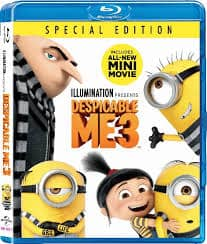 Own Despicable Me 3 on Digital Nov 21, Blu-ray & DVD Dec 5 #DespicableMe3 #DM3Family