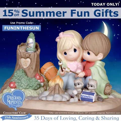 precious moments summer fun