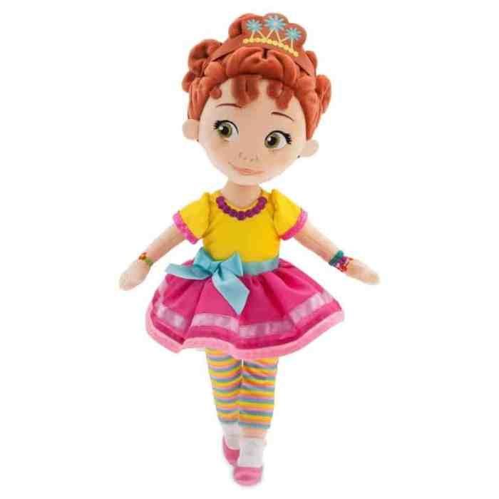 fancy nancy plush doll