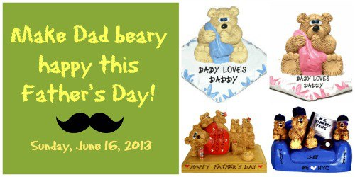 fathers day best bear bunch