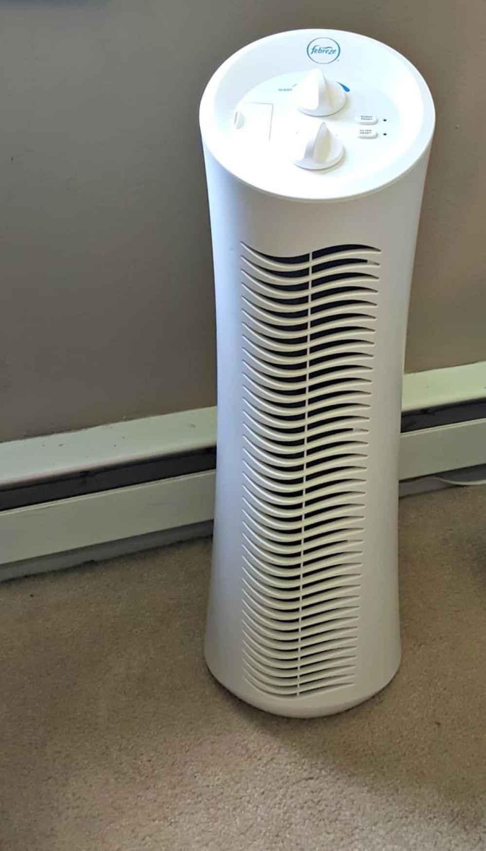 febreeze air purifier tower