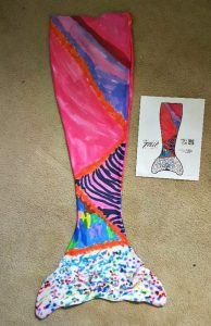 Design Your Own Mermaid Tail with Fin Fun!