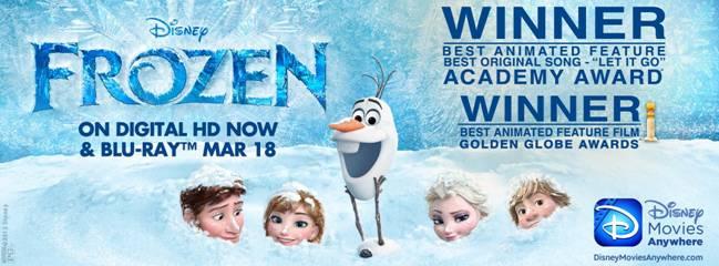 frozen banner