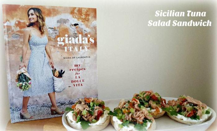 giadas italy cookbook sicilian tuna fish