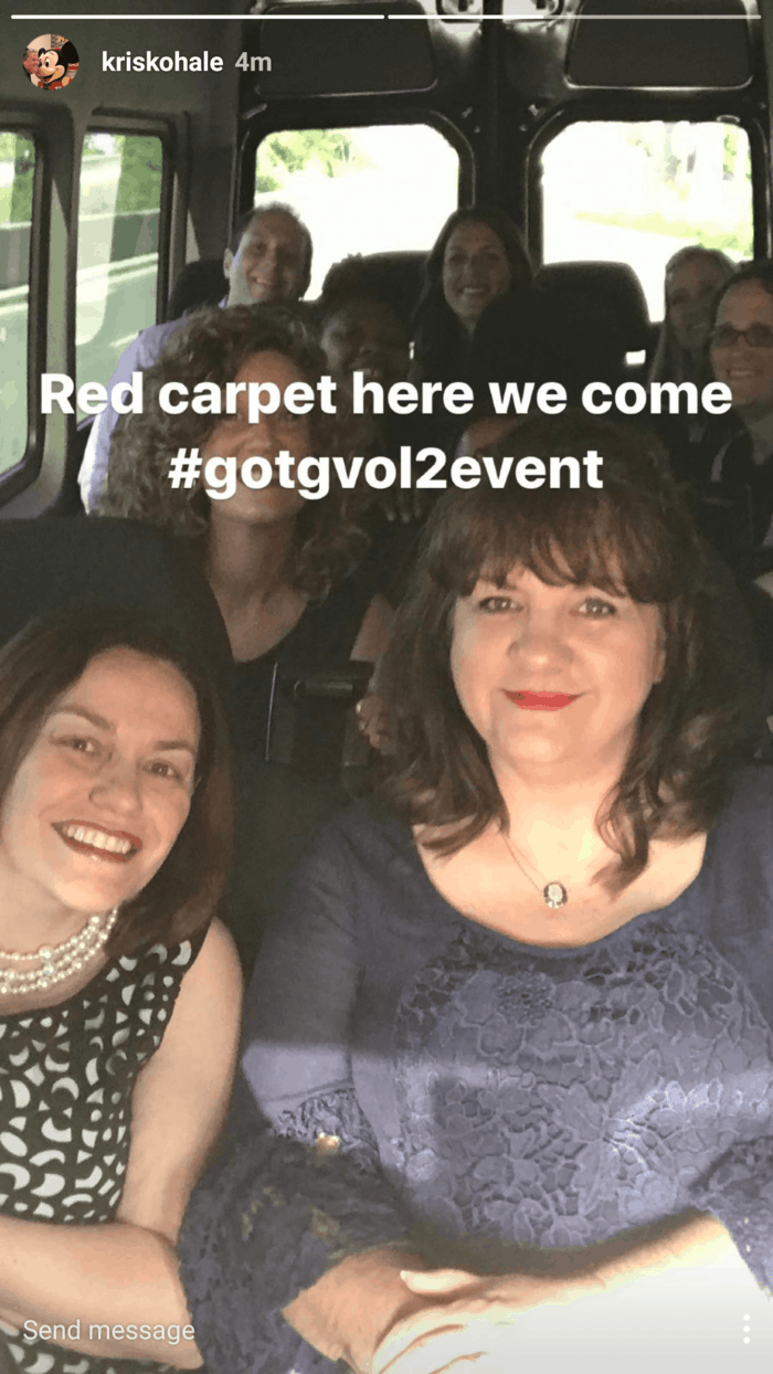 I attended the Guardians of the Galaxy Vol. 2 Red Carpet and World Premiere. It was a night of memories. Walk the red carpet with me for Guardians of the Galaxy Vol. 2. on the way to red carpet