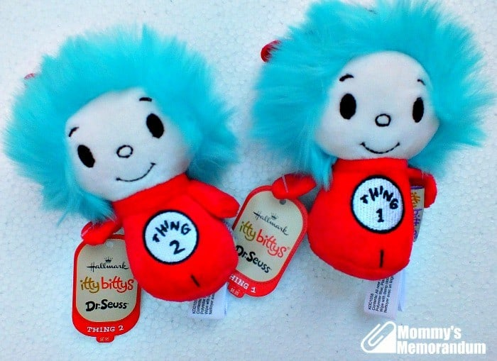 hallmark itty bitty love thing 1 and thing 2