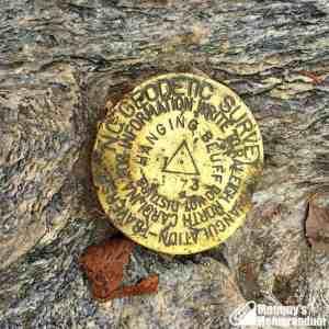 Hanging Rock State Park: Hanging Rock Trail