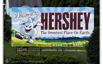 hershey park the sweetest place on earth