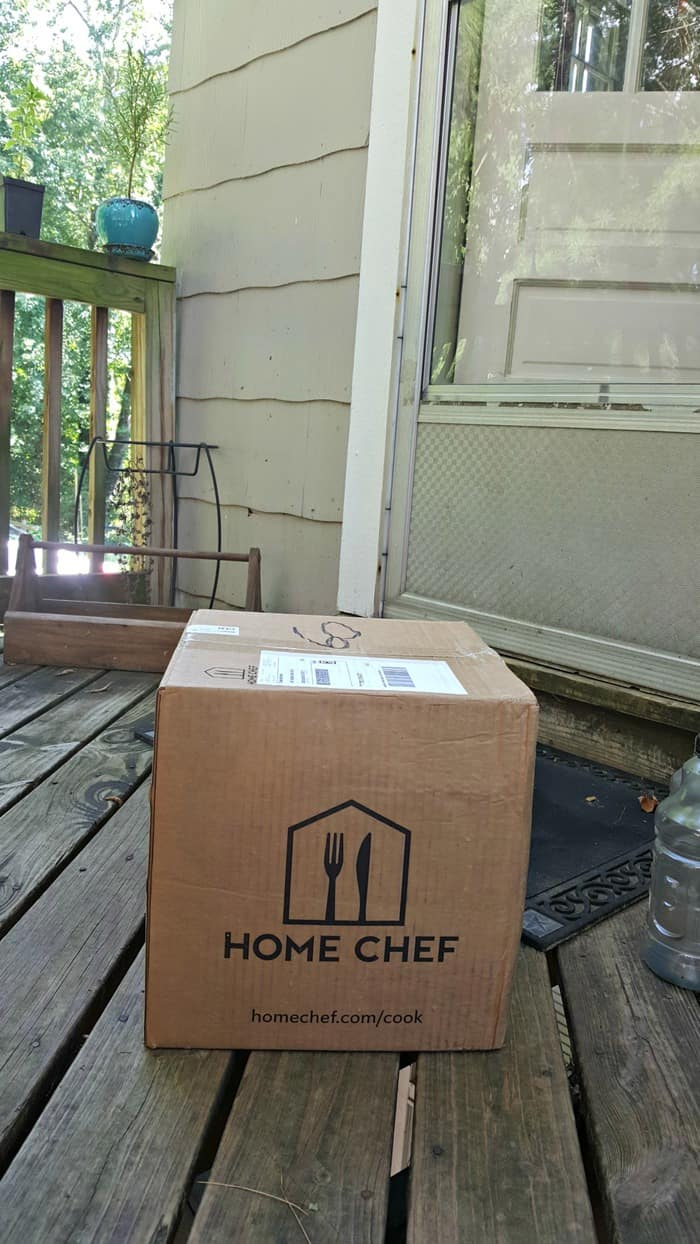 home chef delivered to your door